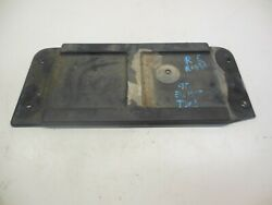 05g20 Yamaha Exciter 270 Twin 1998 Ride Plate Right F0k-u273e-00-00