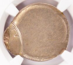 Ngc 25c 1932-1964 Silver Washington Quarter 80 Off-center And Indent Ms63