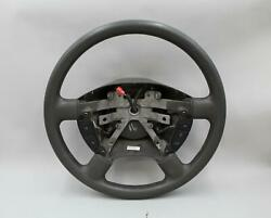 03 04 05 06 Ford Expedition Explorer Gray Leather Steering Wheel