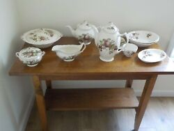 Johnson Brothers Harvest Time China
