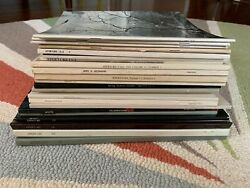 Aperture Magazine - Back Issues 1959-1978 23 Issues V. Good Condition