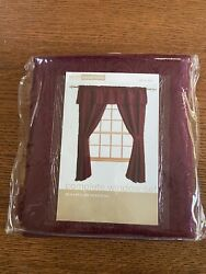 Target Room Essentials Drapes Curtains Complete Window Set 5 Pc 80 X 84 NEW