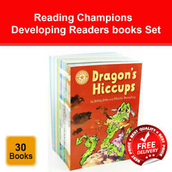 Reading Champions Developing Readers 30 Book Collection Level 6 To 10
