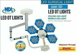 Operation Theater Surgical Hospital Medical Light Luxor 501 Ot Surgical Lamp @s