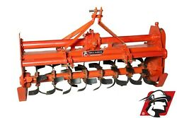 Rotary Tiller 71 Wide Category 1 3-point Heavy Duty Pto Drive