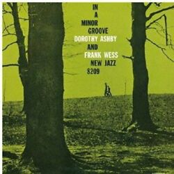 Dorothy Ashby, Frank Wess In A Minor Groove Japan Cd Shm Ucco-5359 2013 New
