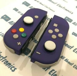 Nintendo Switch Custom Joy-con Gamecube Themed Joy Cons Controllers Joy Cons