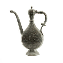 Chinese Antique 18th Ce Bronze Teapot