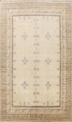 10x14 Vegetable Dye Khotan Classic Oriental Area Rug Hand-knotted Large Carpet