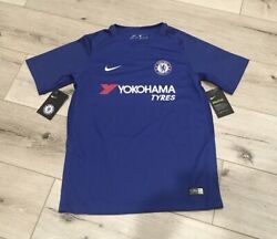 Chelsea Nike Football Soccer Jersey Youth Large New With Tags
