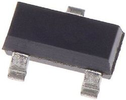 On Semiconductor Junction Field-effect Transistors 2.92x1.3x0.93mm 3000pcs 3-pin