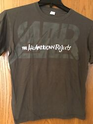 All American Rejects. Gray Shirt. M.