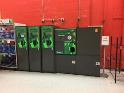 Envipco Reverse Vending Recycling System Business Opportunity