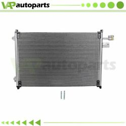 A/c Condenser For 05-09 Ford Mustang 3362 4.6l 4.0l 2-door Fast Free Shipping