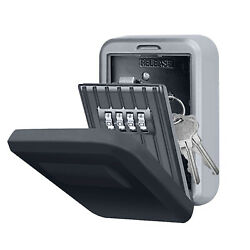 Outdoor Key Safe Lock Box Key Storage Box With 4 Digit Combination Security Code