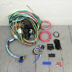 1946 Mercury Wire Harness Upgrade Kit Fits Painless Terminal New Fuse Block Kic