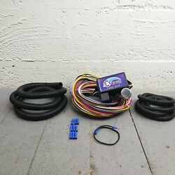 1938 Hudson 8 Circuit Wire Harness Fits Painless Complete Circuit Update Fuse