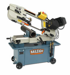 Baileigh Bs-712m Metal Cutting 7 Band Saw New