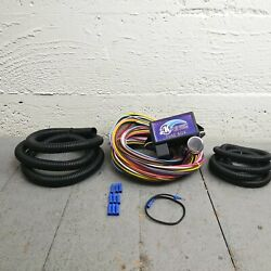 1936 Pontiac 8 8 Circuit Wire Harness Fits Painless Fuse Fuse Block Update Kic