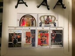 Zion Williamson Mega Lot 26 Cards Mostly Serial Ed And Sp. Basketball Patch