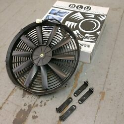 1949 Chevrolet Styleline Special 14 Inch Performance Radiator Fan Fast Cooling