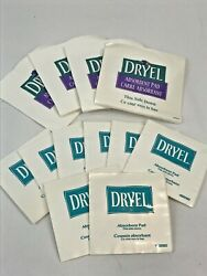 Dryel At Home Dry Cleaning Absorbent Pad Lot