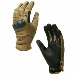Oakley Factory Pilot Coyote Tactical Gloves LARGE Oakley Balaclava Face Mask $49.95