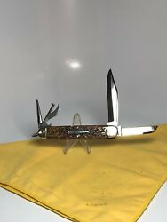 Vintage Remington Bullet Knife R4243 1920-1930s Very Nice Excellent Condition
