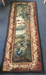 Antique Aubusson Tapestry 18th Century