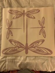 Dragonfly Wall Decals