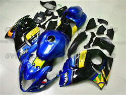 Injection Abs Molding Bodywork Fairing Kit Fit For 08-18 Gsxr 1300 2008-2018 Aap