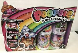 1 Case Of16 Poopsie Slime Surprise Unicorn Poop Drop 1 Wave 2 New With Free Ship