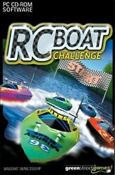 Rc Boat Challenge Pc Dvd Computer Video Game Uk Release Mint Condition