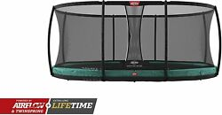 Berg Toys 30.34.75.70 Inground Champion Trampoline 17 Ft And Safety Net Deluxe