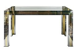 Midcentury Italian Console Table By Willy Rizzo