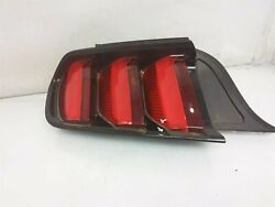 15-19 Ford Mustang Rear Driver Tail Light Lamp Taillight Gr3z-13405-c Damage