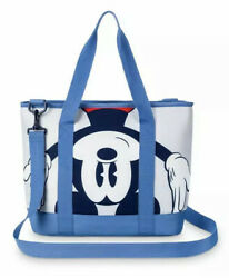 Disney Summer Fun Mickey Mouse Insulated Cooler Tote Bag New With Tags