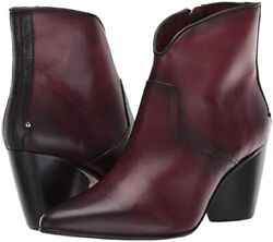 Two24 By Ariat 245993 Womens Meadow Brook Bootie Vino Size 9.5 B Medium