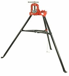 Reconditioned Ridgid® 40130 40-a Portable Tristand® Yoke Vise 1/8 - 2 1/2
