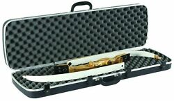 New Plano 11303 Deluxe Recurve Take Down Hardshell Protective Bow Guard Case