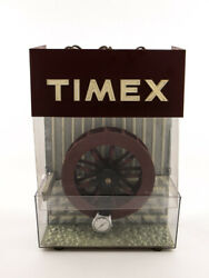 Timex Automatic Waterproof Presentation Display Advertising For Retailers