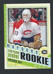 2012-13 O-pee-chee Marquee Rookie - Opc Recrue Rc - Pick From List - 12/13