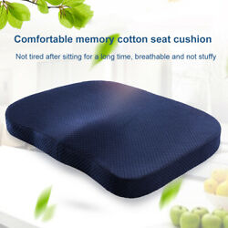 Ey_ Garden Chair-bench Cushion Pad Waterproof Outdoor Bistro Stool Patio Dining