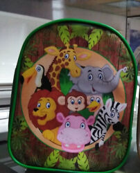 Safari Jungle Animals Party Favors Personalized Bags Backpacks Themed Pack of 25 $300.00
