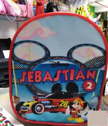 Mickey Car Party Favors Personalized Bags Backpacks Themed Pack of 25 $300.00