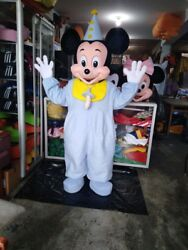 Baby Mickey Mouse Clubhouse Mascot Costume Party Character Birthday Halloween