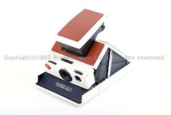 Good Polaroid Sx-70 Land Camera Model 2 In White Paint Special Edition Sx70