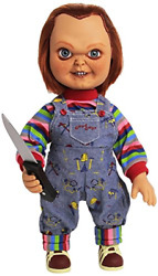 Childs Play May142406 Chucky Evil Face Good Guy With Sound Doll 15-inch