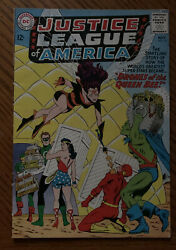 Justice League Of America 23 Silver Age November 1963 First Queen Bee