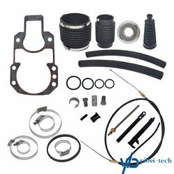 Transom Service Kit Gimbal Shift Cable Bellow For Mercruiser Alpha 1 One Gen One